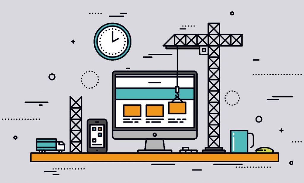 طراحی وب سایت در بازار برتر
