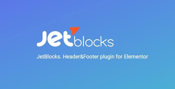 JetPack | پکیج محصولات Jet برای Elementor | JetBlocks For Elementor