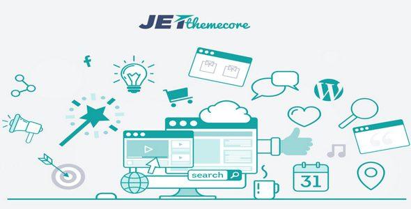 JetPack | پکیج محصولات Jet برای Elementor | JetThemeCore
