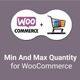 Min Max Quantity & Step | کنترل حداقل و حداکثر مقدار تعداد و مرحله ووکامرس