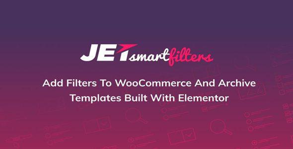 JetPack | پکیج محصولات Jet برای Elementor | JetSmartFilters