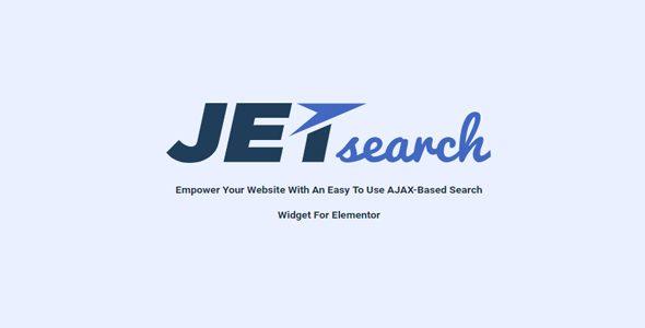 JetPack | پکیج محصولات Jet برای Elementor | JetSearch