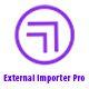 External Importer Pro | استخراج و درون ریزی اطلاعات محصولات از سایت های فروشگاهی به ووکامرس